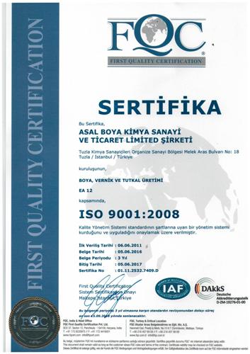 ASAL.ISO-9001